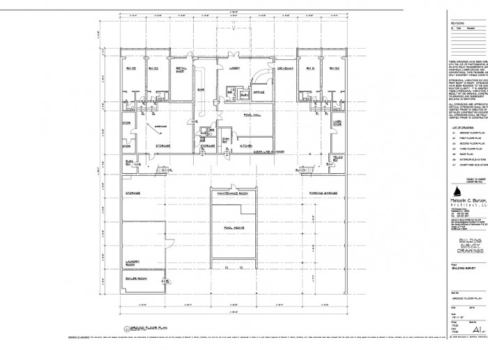 bldg survey 1