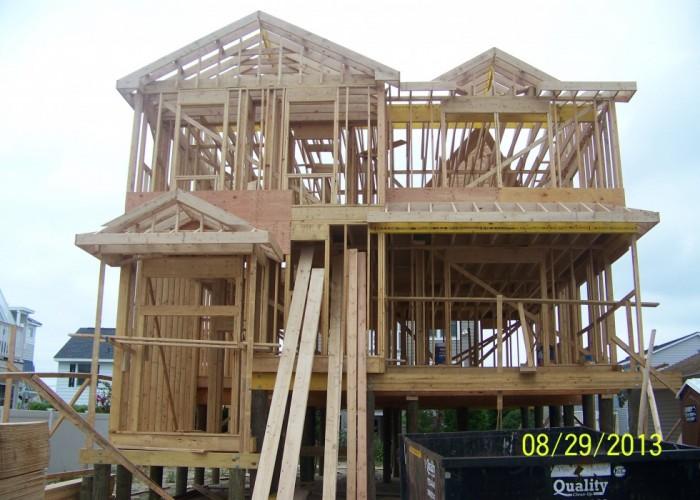 Sandy Rebuild