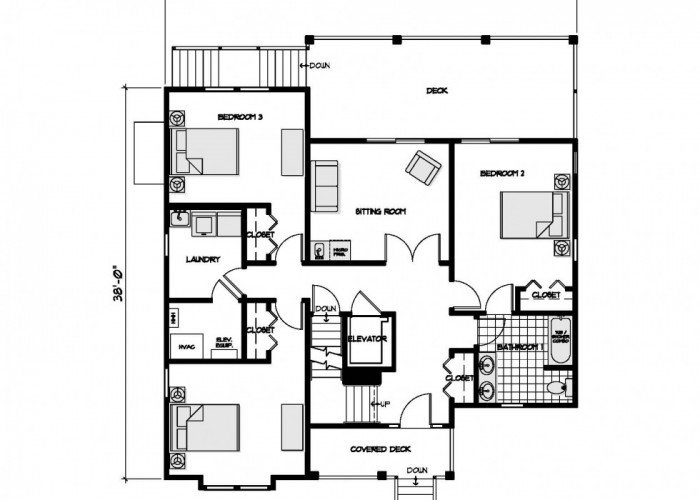 1223 Second_Floor_Plan