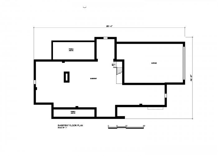 1305 basement