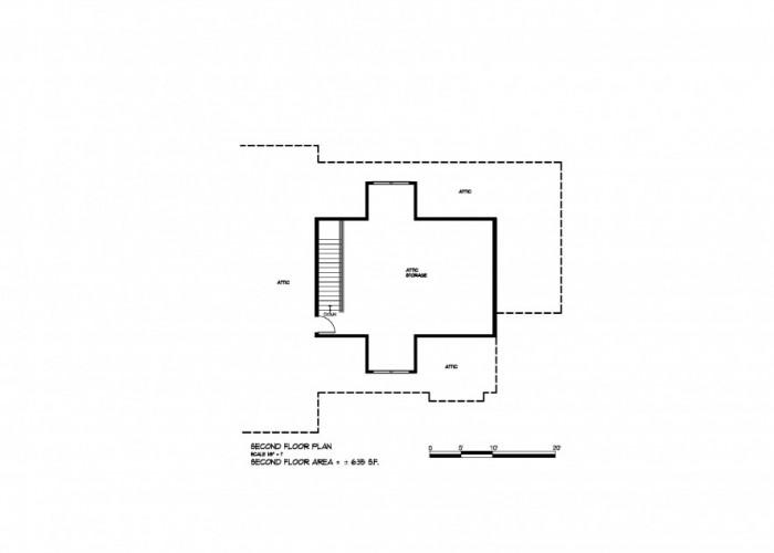 1305 loft plan
