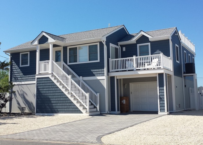 House lift north beach haven nj jersey shore ocean for Beach house lifts